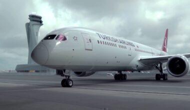 Turkish Dreamliner