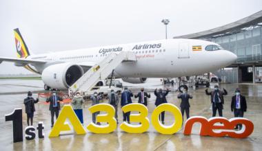 Uganda A330neo