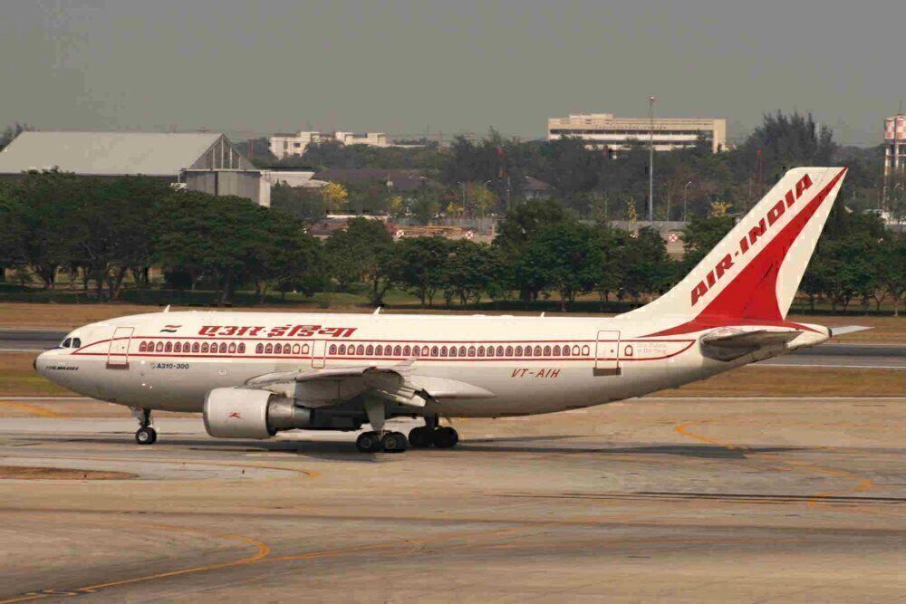 Air India Airbus A310