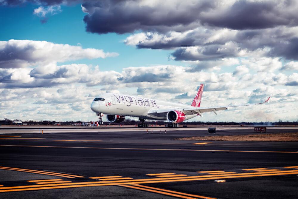 Virgin Atlantic, Boeing 747, London Heathrow