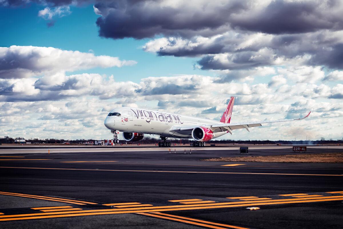British Airways, Virgin Atlantic, 2020