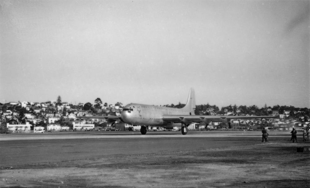 Convair XC-99 Model 37
