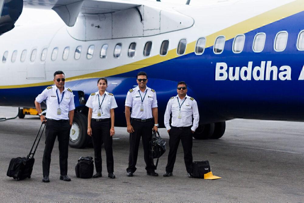 Buddha air ATR_72-500_