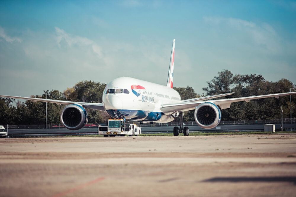 British Airways, Boeing 787-9, Slat issue
