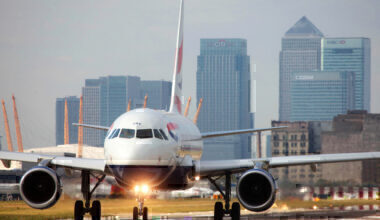 London City Airport, Taxiway, Increased Capacity