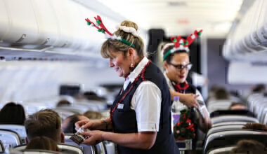 British Airways, Christmas, Brussel Sprouts