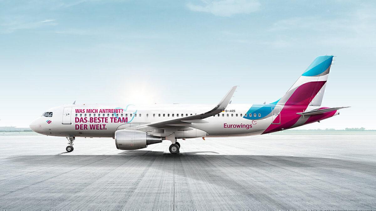 Eurowings team A320-200