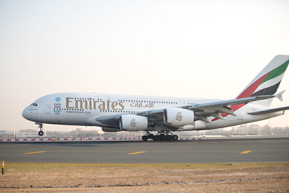 Emirates, Airbus A380, Refresh