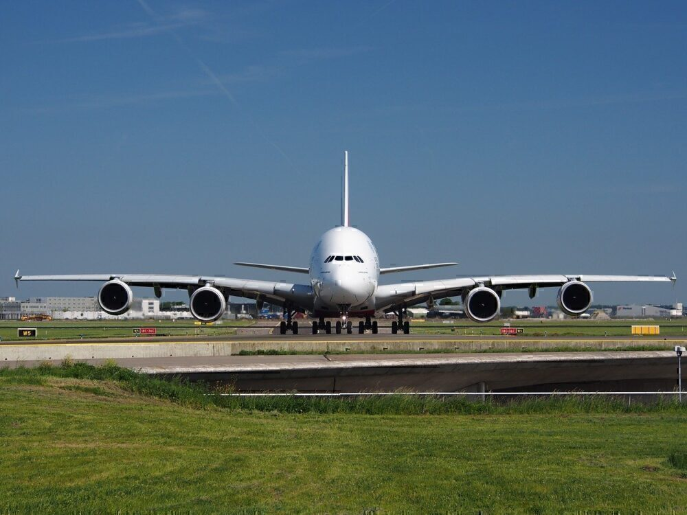 Emirates Takes Delivery Of New Airbus A380
