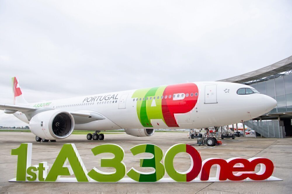 TAP portugal A330-900