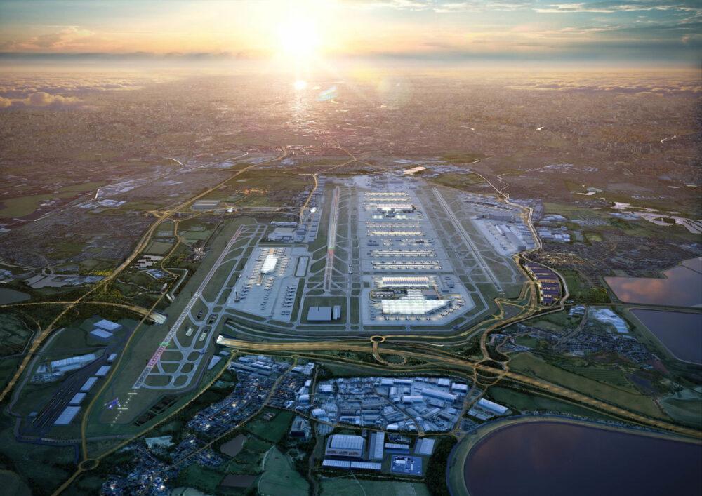 Heathrow Airport, Third Runway, Supreme Court