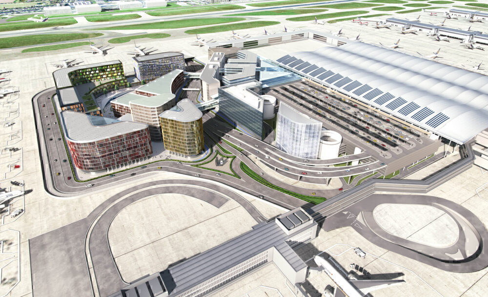 Heathrow future plans