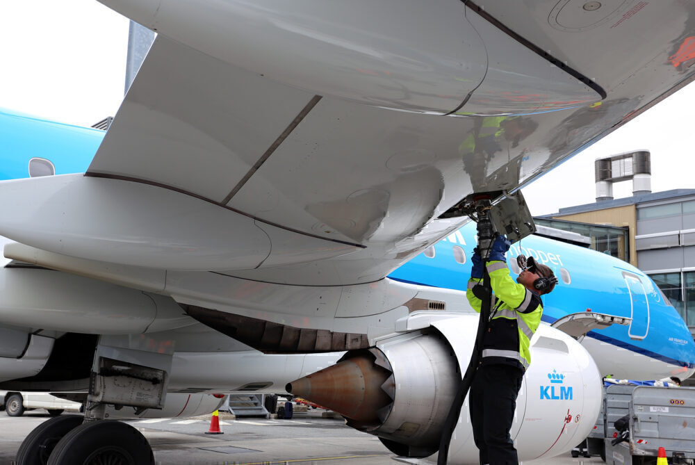 Air France-KLM launches SAF cargo initiative