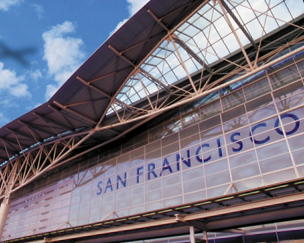 San Francisco Airport (SFO)