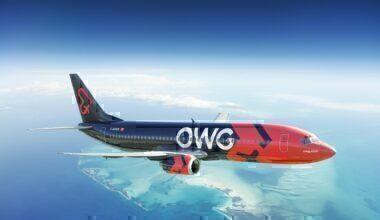 OWG Boeing 737-400