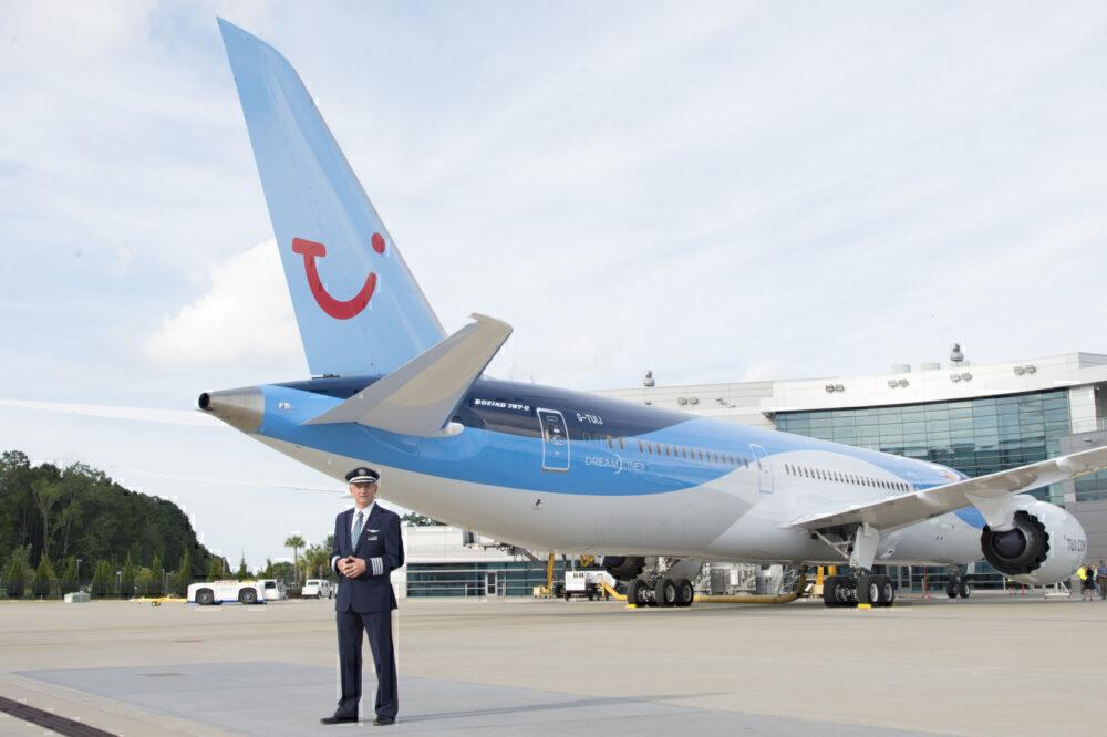 TUI Airways 787-9
