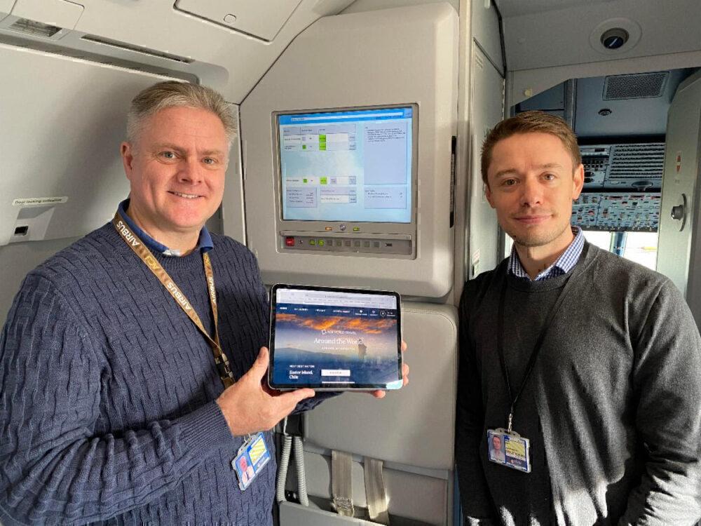 Titan Airways W-IFE