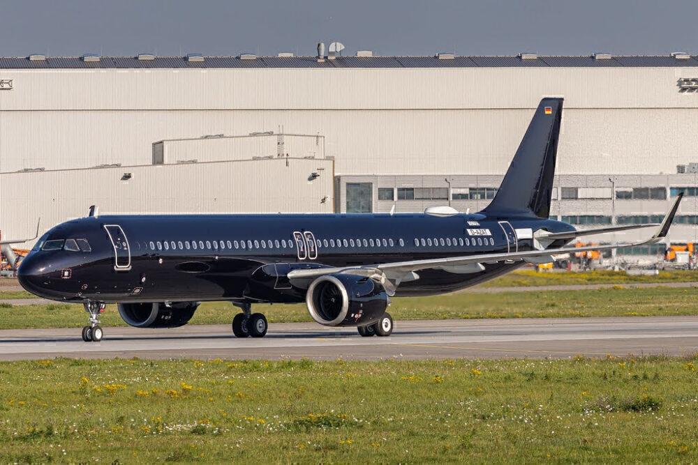 Titan A321LR