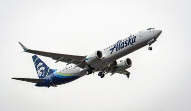 Alaska Airlines 737 MAX