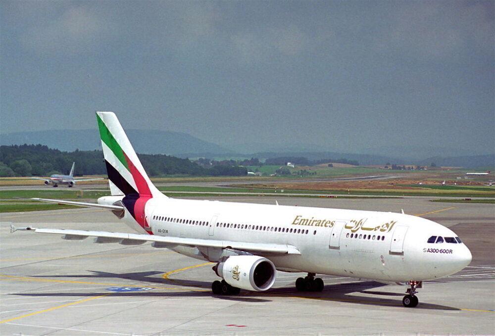 Emirates A300