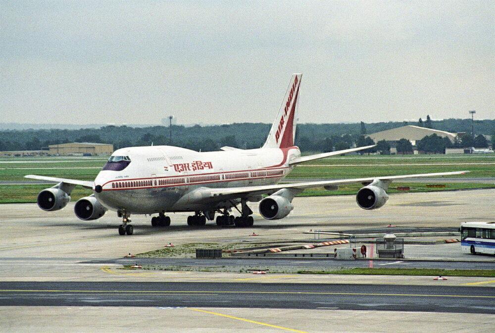 Air India 747-300