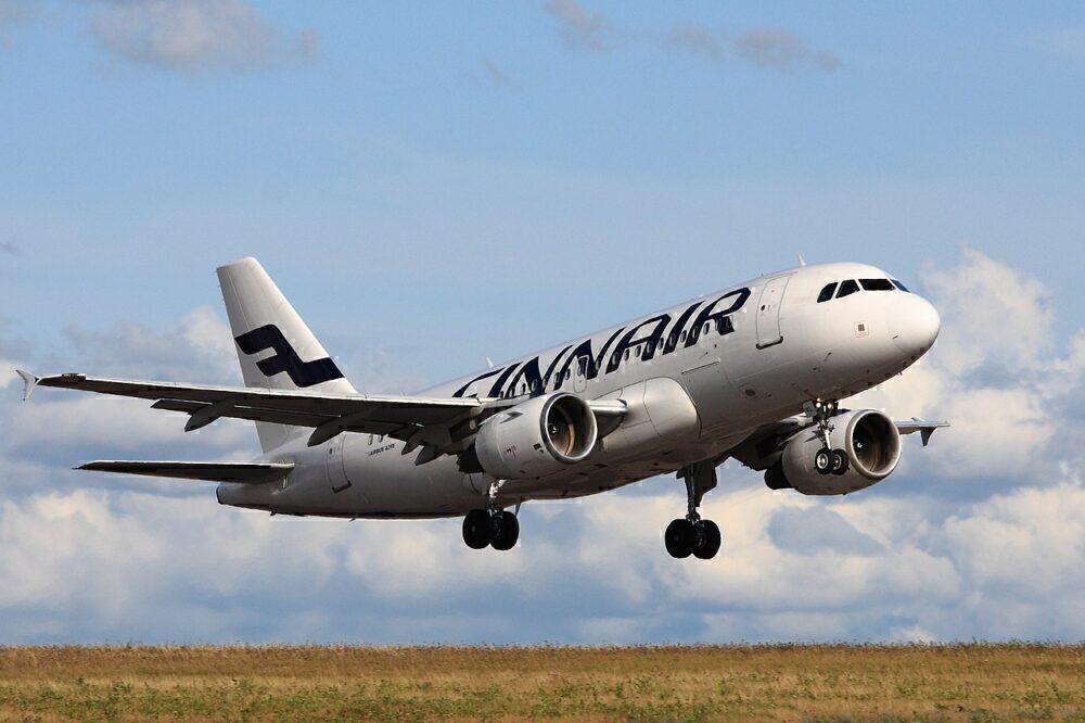 Finnair A319