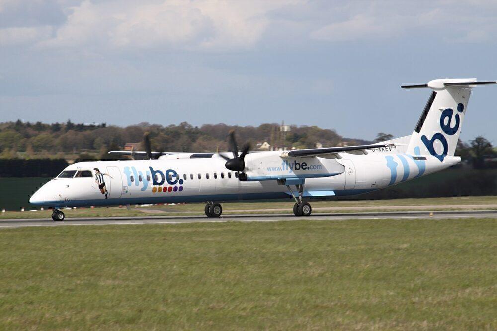 Dash 8 Flybe