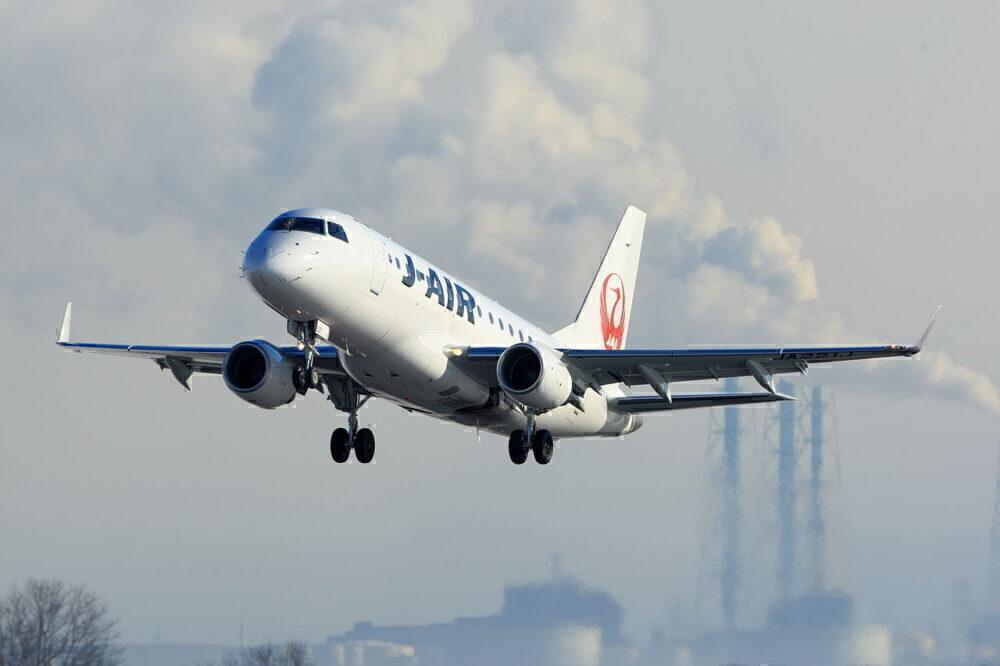 E170 J-AiR