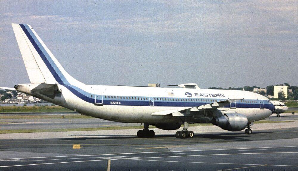 Eastern Air Lines A300 Aircraft