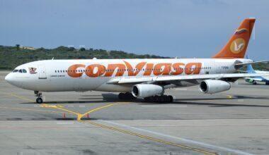 Conviasa A340-200
