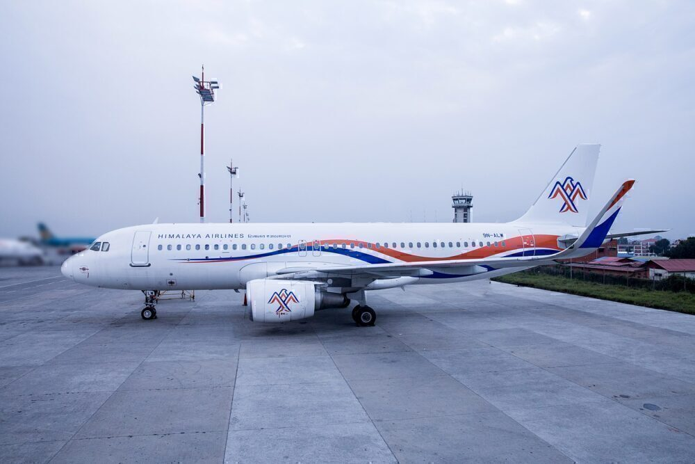 Himalaya Airlines A320