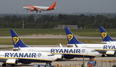 easyJet and Ryanair