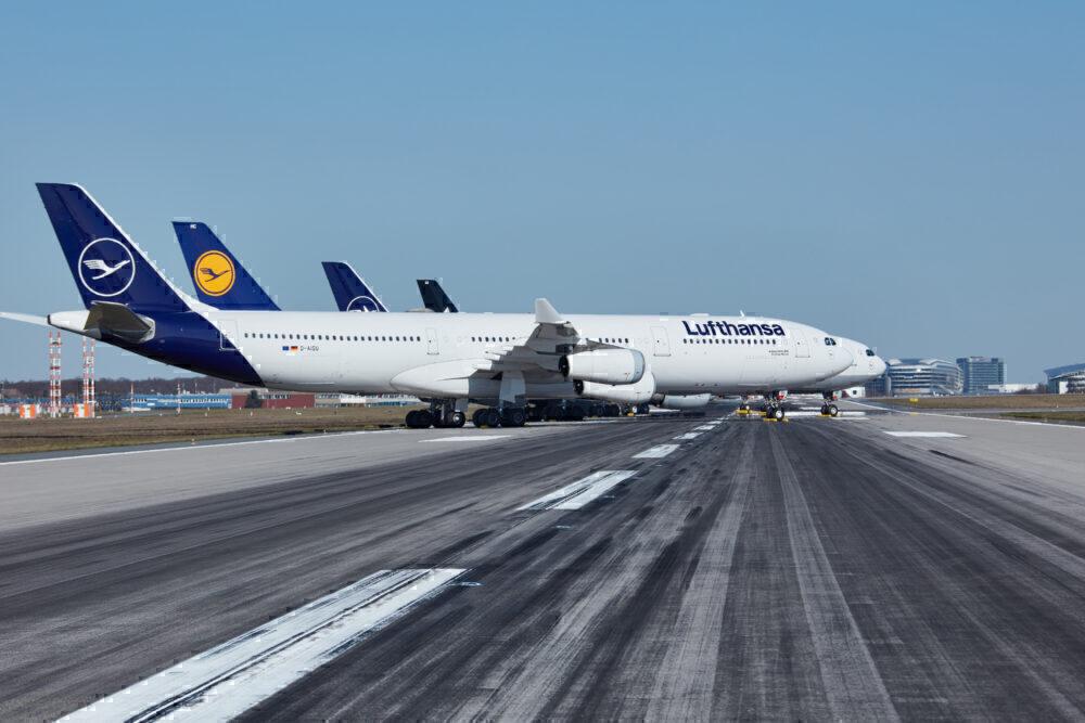 Frankfurt Lufthansa