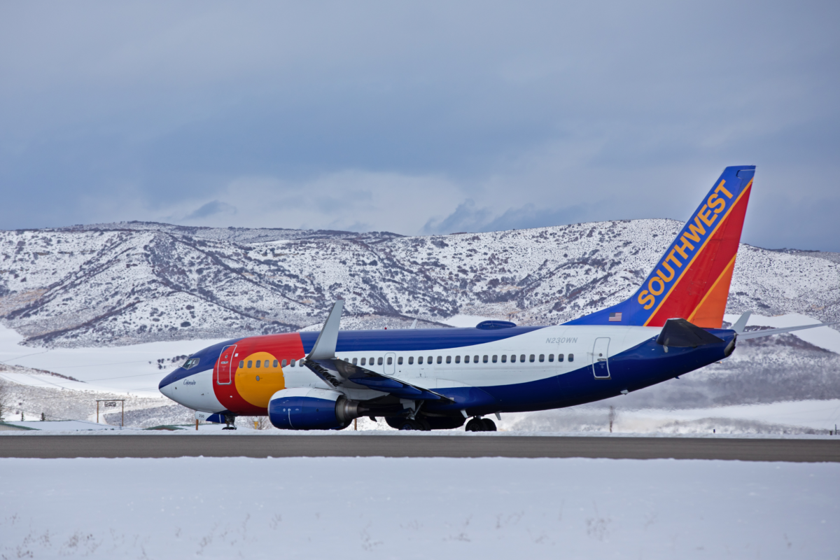 Southwest Airlines Prepares To Turn 50