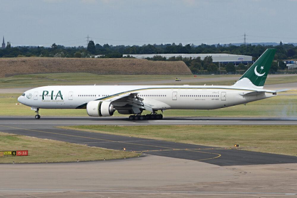 PIA 777 Birmingham
