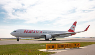 Austrian Airlines Boeing 767 retirement