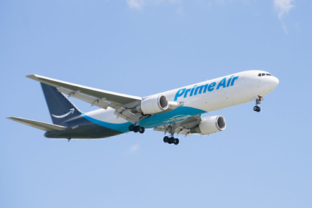 Amazon Air Boeing 767
