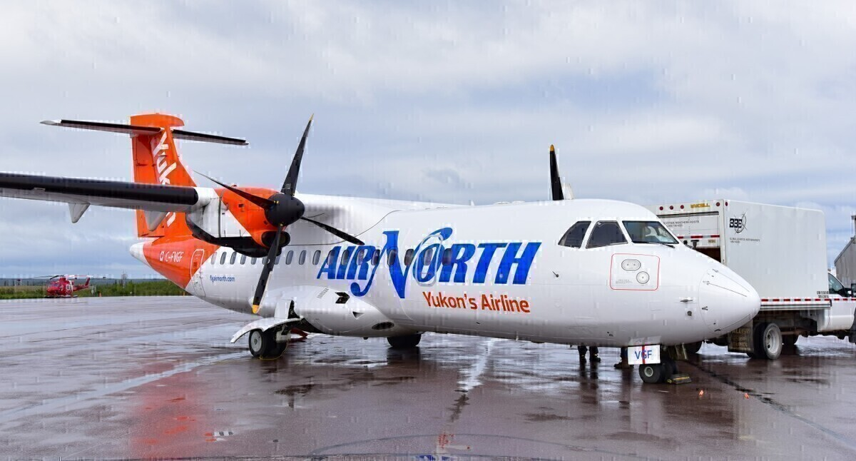 Air North Helps Deliver The COVID-19 Vaccine To Remote Communities