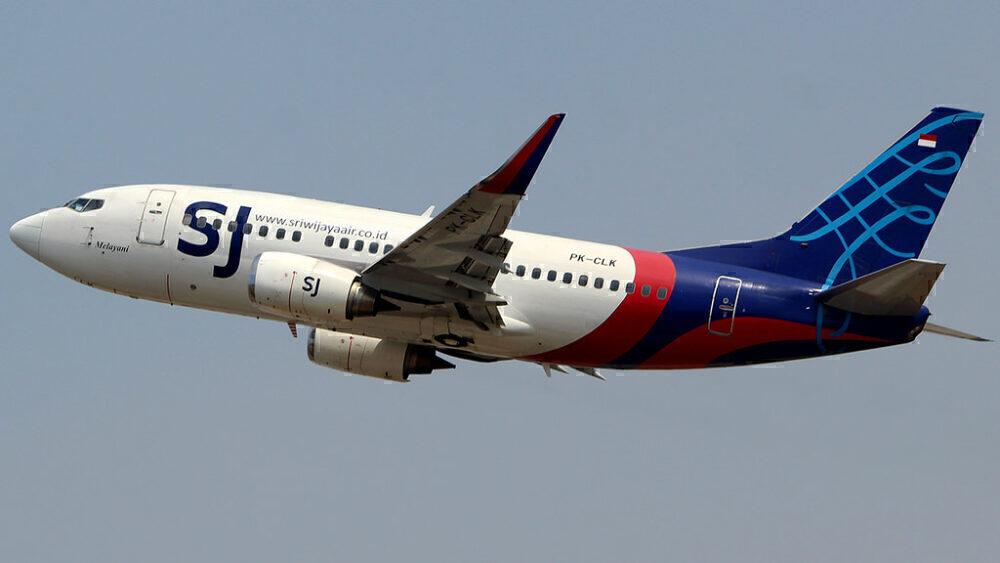 Sriwijaya Air Boeing 737-500