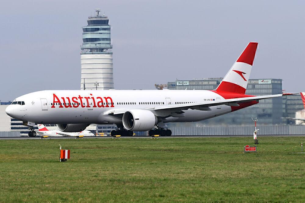 Austrian Airlines 777 retirement