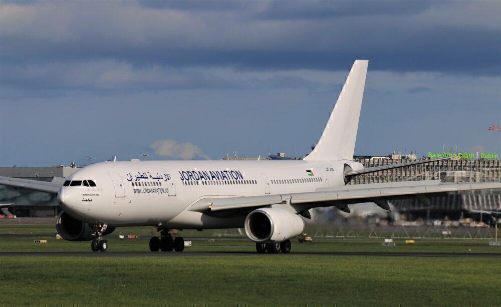 Jordan Aviation A330