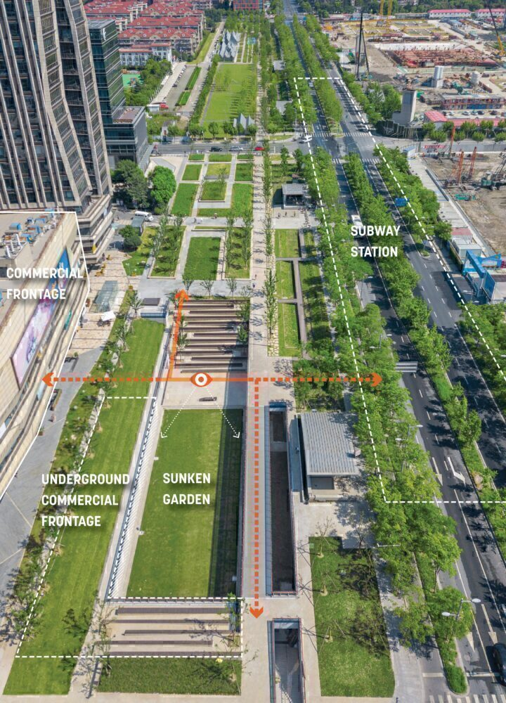 From Airport To Public Park – Transforming Shanghai's Longhua Airport