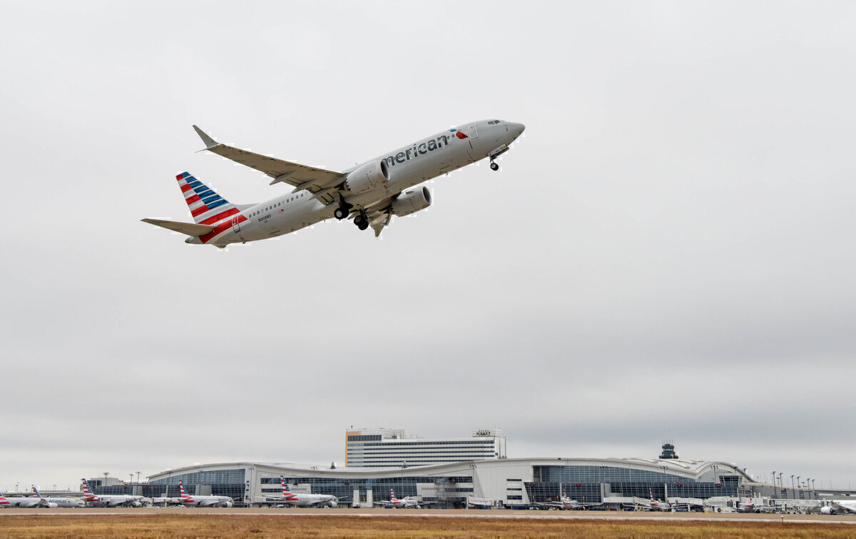American Airlines, Boeing 737 MAX, Return
