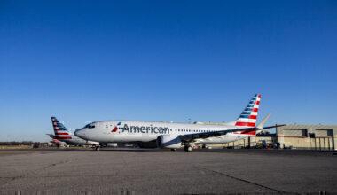 American Airlines, Boeing 737 MAX, Return
