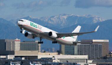 MasAir Boeing 767F
