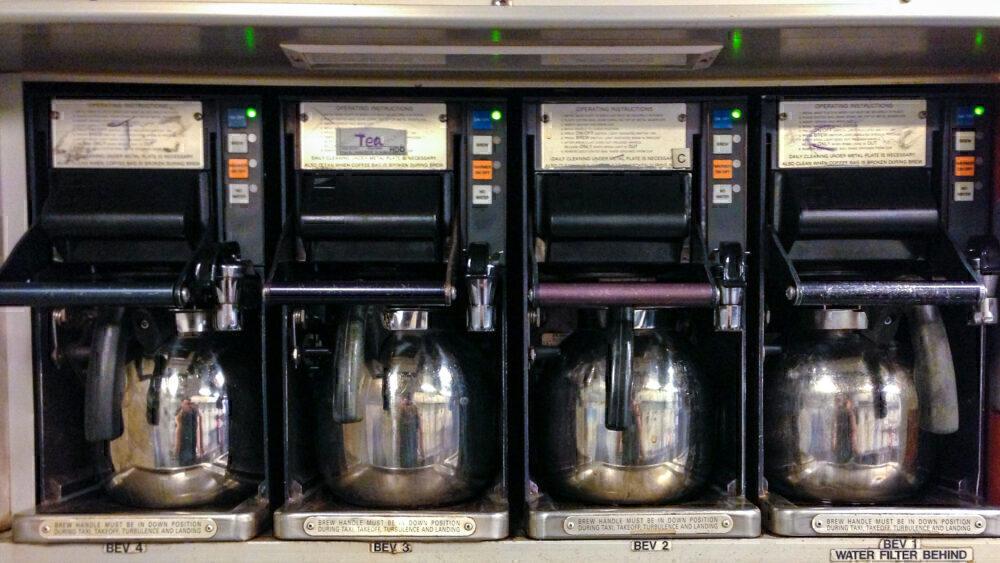 DragonAir Coffee Pots