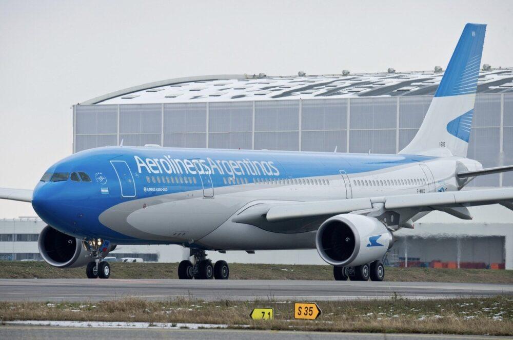 Aerolíneas Argentinas A330