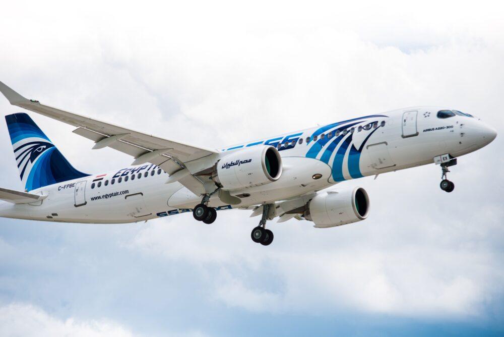 EgyptAir A220