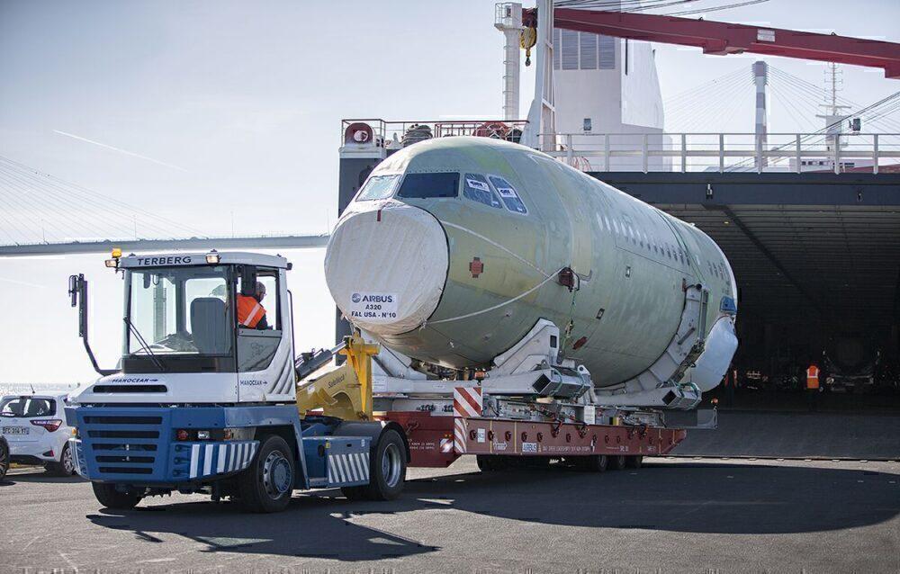 Airbus US tariffs