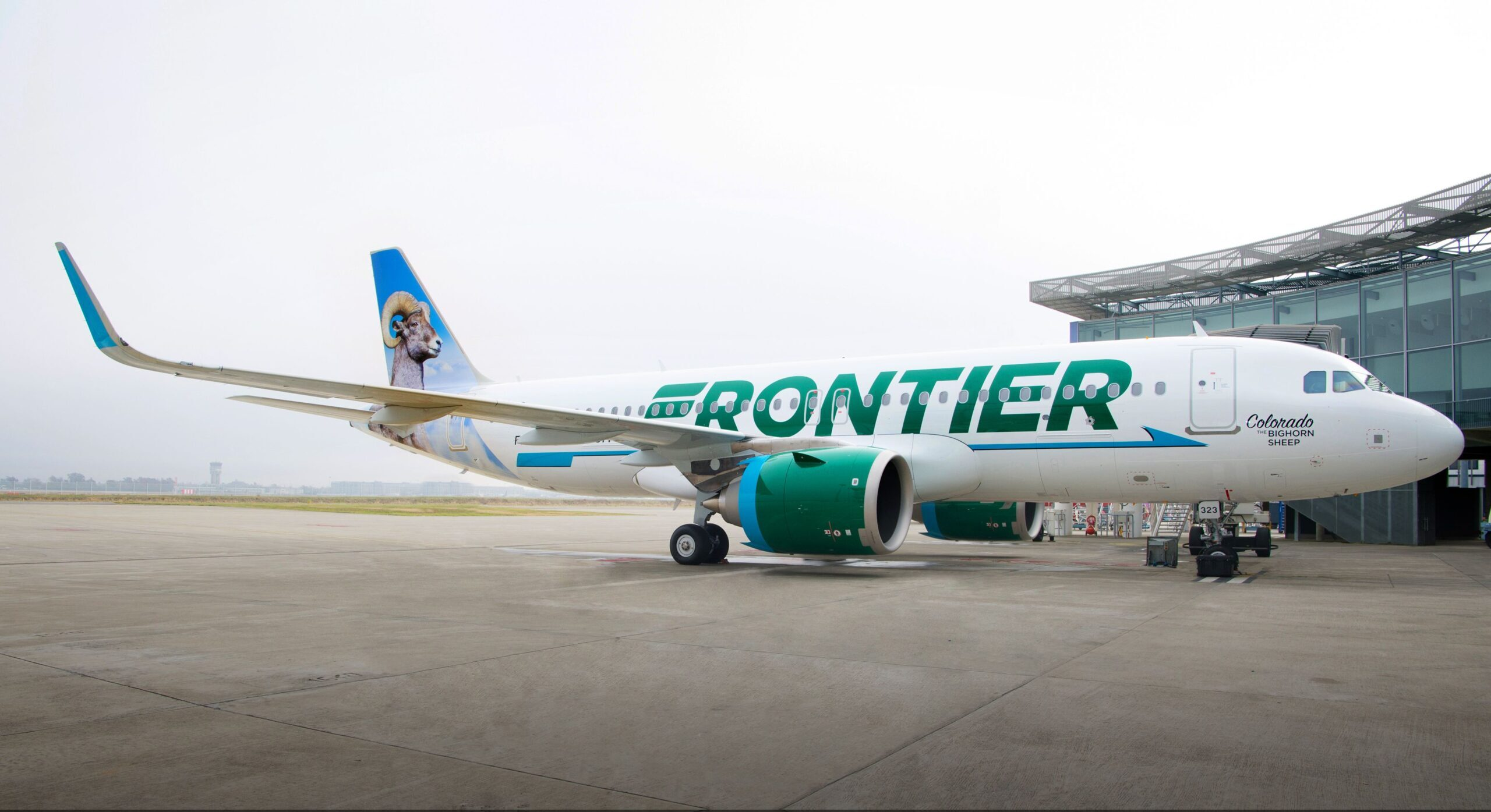 Frontier Makes Huge Pratt And Whitney Engine Order For A320neos